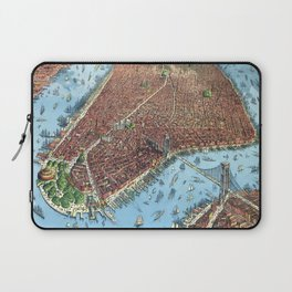 New York - Root & Tinker - 1879 Laptop Sleeve