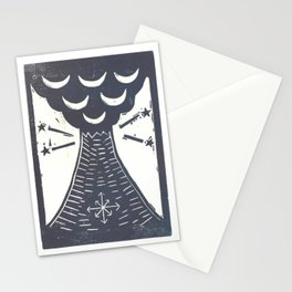 Change (White) Stationery Cards