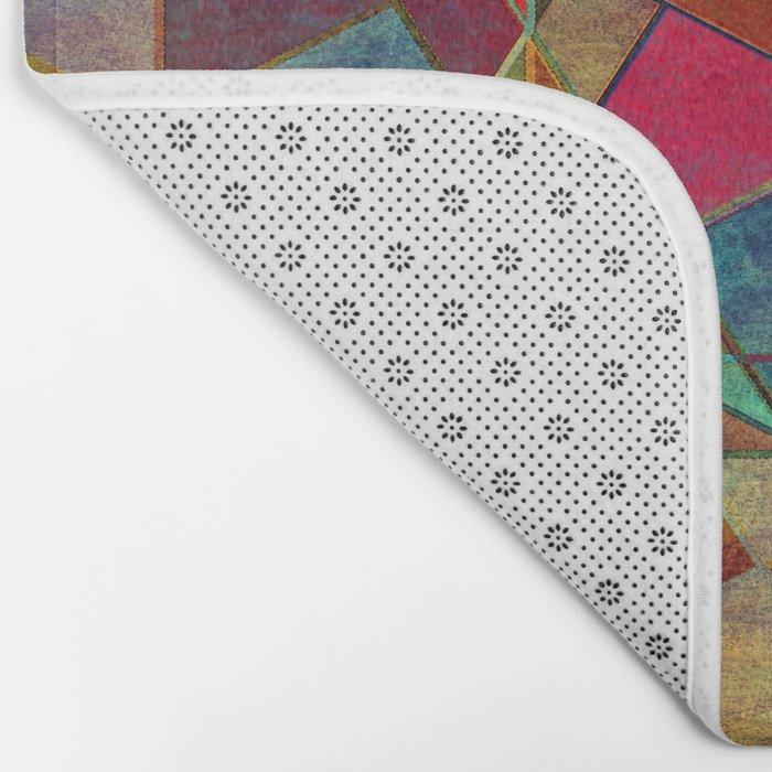 The Beauty of Geometry 5 Bath Mat