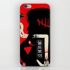 Oldboy - Art Print iPhone & iPod Skin