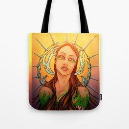 Gaia ~Mother Earth~ Tote Bag