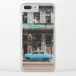 La Habana Clear iPhone Case