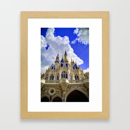 Cindy's Phone Framed Art Print