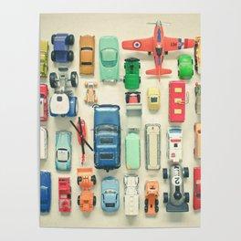 Free Parking Poster
