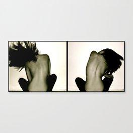 Take 2- (Large Format) Canvas Print