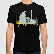 Smoldering Catalyst Mens Fitted Tee Black SMALL