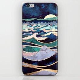 Moonlit Ocean iPhone Skin