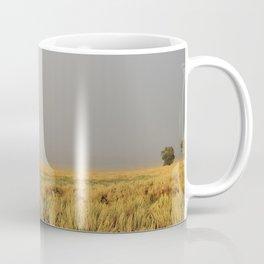 Rainbow Over the Sagebrush Coffee Mug