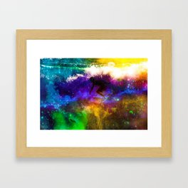 Danny Denebola Framed Art Print