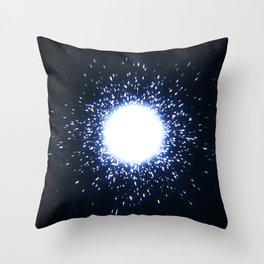 Gamma Throw Pillow