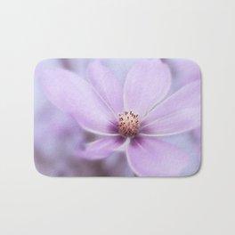Purple Cosmea Bath Mat