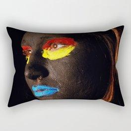 My Black Heart Rectangular Pillow