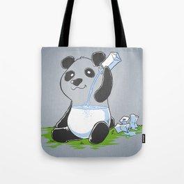 Panda in my FILLings Tote Bag