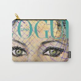 Vogue kate fishinnet Carry-All Pouch