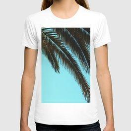 Palm Tree Blue Sky T-shirt