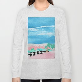 Welcome to Pastel Pointe Long Sleeve T-shirt