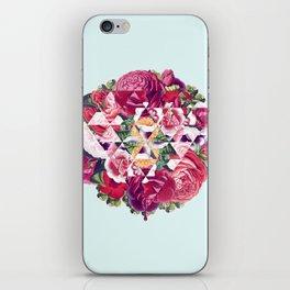 Flowers for Murders iPhone Skin