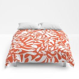 Matisse Pattern 008 Comforters