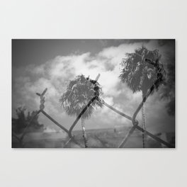 Caged LA Canvas Print