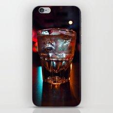 Night ice iPhone & iPod Skin