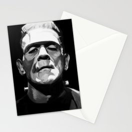 Frankenstien Stationery Cards