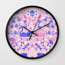Kitten Lovers Wall Clock