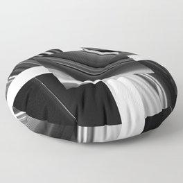Saturn Rings (all) Floor Pillow