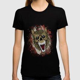 Scary Wolf Beast T-shirt