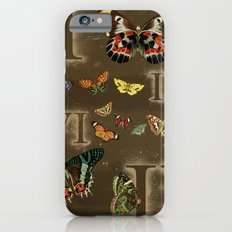 Let's Count Butterflies iPhone 6s Slim Case