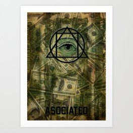 Killuminati Art Print