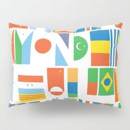 What A Wonderful World II Pillow Sham