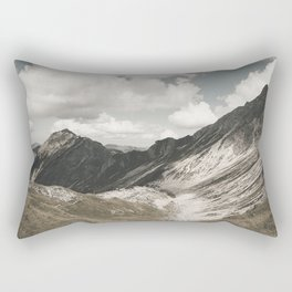 Cathedrals - Landscape Photography Rectangular Pillow