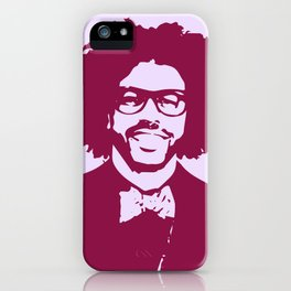 Daveed Diggs (Pink) iPhone Case