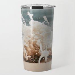 Beach Splash Travel Mug