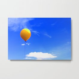 Oh Happy Day! Metal Print