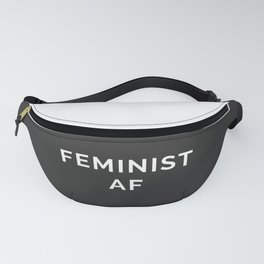 Feminist AF Quote Fanny Pack