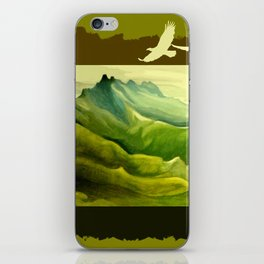 The Eyrie iPhone Skin