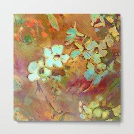 Ethereal Bloom Metal Print