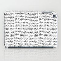 hiphop iPad Cases featuring HipHop  by Geryes