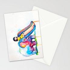 Elephant Slide Stationery Cards