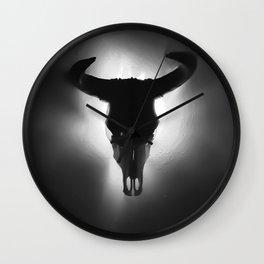 Desperado - Black Wall Clock