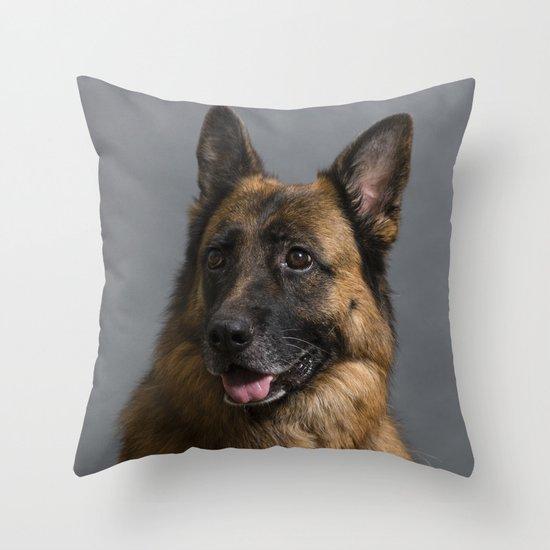 Prixi Throw Pillow