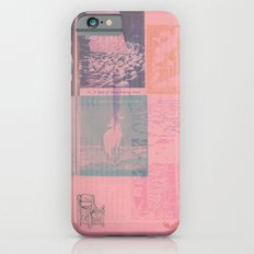 An Enemy of Sheep Slim Case iPhone 6s