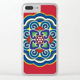 Slimi Design1 Clear iPhone Case