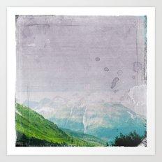 landscape3 Art Print