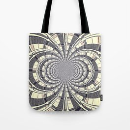 KALEIDOSCOPIQUE Tote Bag