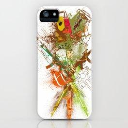 theodolite iPhone Case
