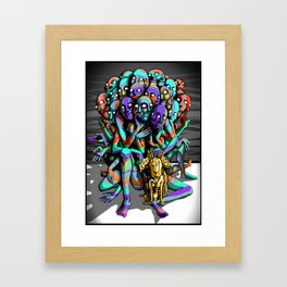 Need help? Framed Art Print