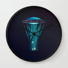 Abductees Wall Clock