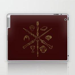 Priori Incantatem Laptop & iPad Skin